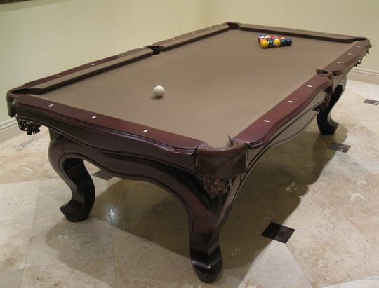 So cal pool tables berona pool table