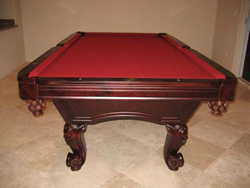 So Cal Pool Tables Pool Table Customer Testimonials - How to put felt on a pool table