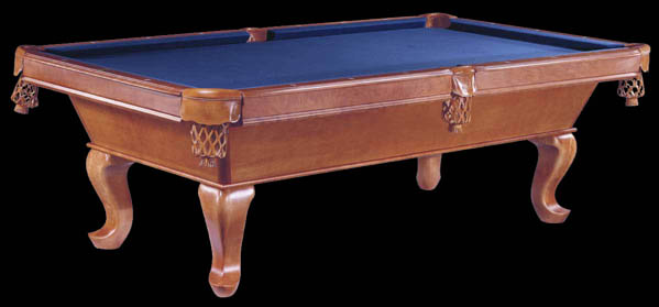 So Cal Pool Tables Tiburon Honey Pool Table - Tiburon pool table
