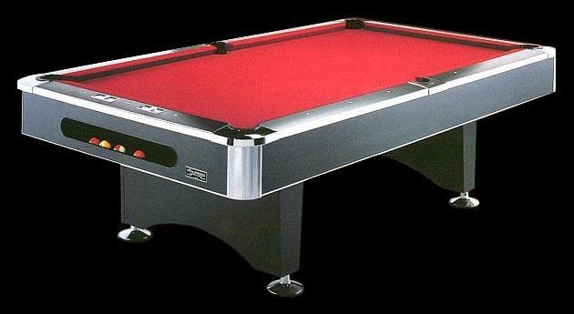 So Cal Pool Tables Black Pearl Pool Table - Pool table scorekeeper