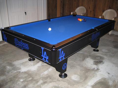 So Cal Pool Tables Eliminator Pool Table - Eliminator pool table