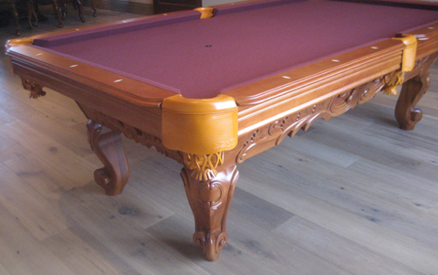 So Cal Pool Tables - Victorian Pool Table